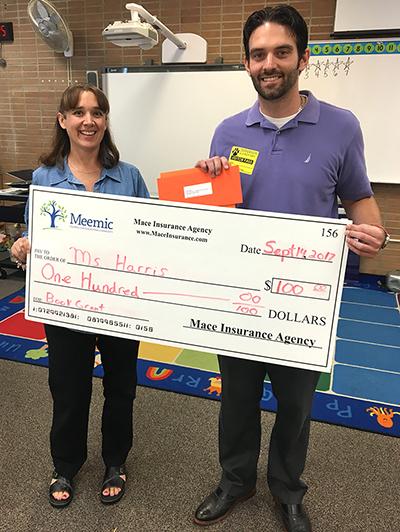 Local Schools Win Grants