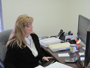 Teri Tokan, Client Services Representative, Oxford Location Manager