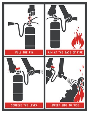 fire extinguisher safety tips